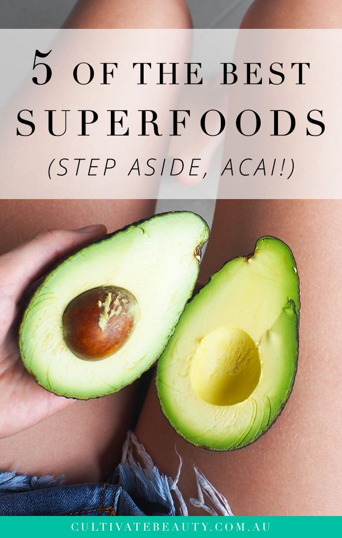 Are you eating these 5 superfoods yet? In terms of nutrient density and bioavailability, these foods stand out above the rest. Step aside, acai! Click through to find out our top 5 best superfoods - #3 may not be what you expect!