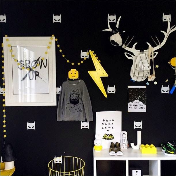Black And White And Yellow Bedroom 32 best black & white kids room images on pinterest | nursery