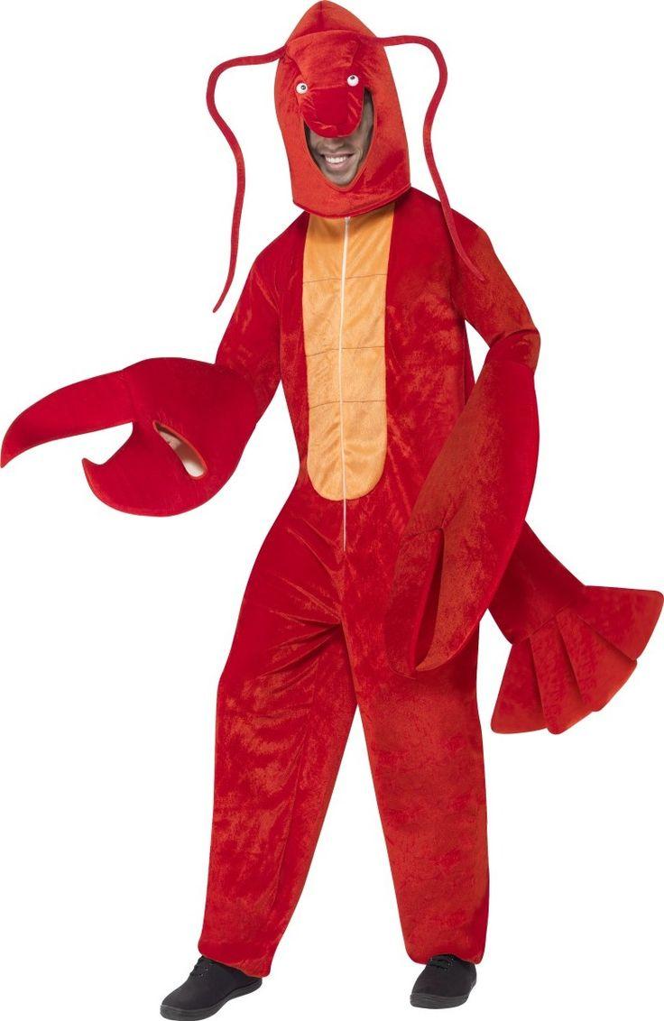 Bestel jouw kreeften kostuum nu voordelig op Vegaoo.nl en wees de aandachtstrekker van de avond!
