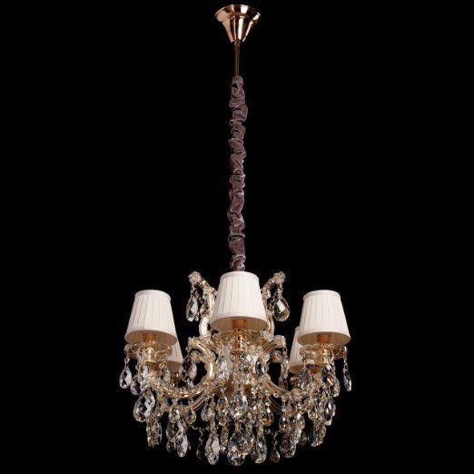 lampadario stile barocco : ... da appendere di nastro, Lampadario con nastri e Lampadario shabby chic