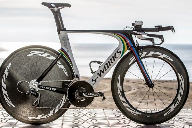 Pro Bike Gallery: Tony Martin's Specialized Shiv TT S-Works - VeloNews.com