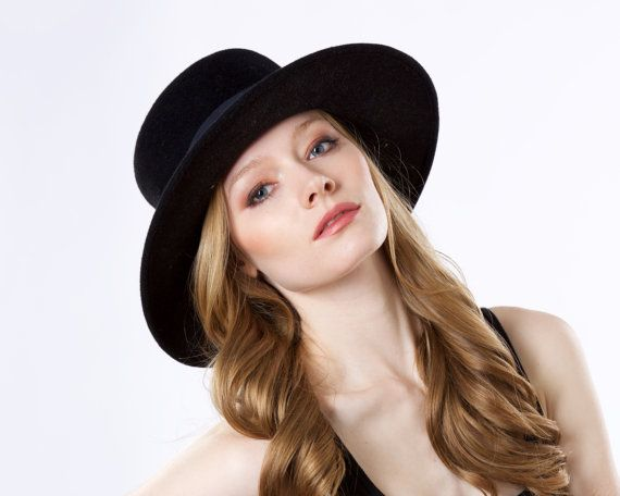 Gaucho Hat Spanish Hat Fall Fashion Winter by KatarinaHats on Etsy