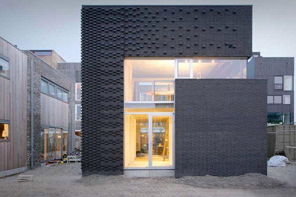 cool brick buildings - Google Search
