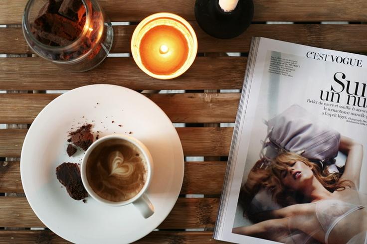 I <3 coffee. Sara K | Trendi