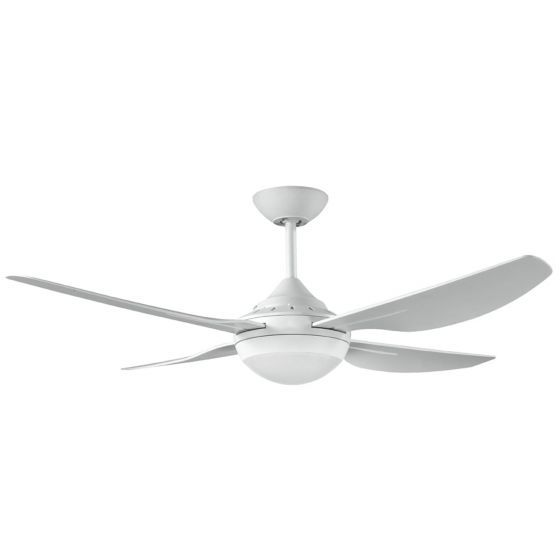 "Ventair Harmony II 48"" Ceiling Fan with ABS Blades & LED Light"