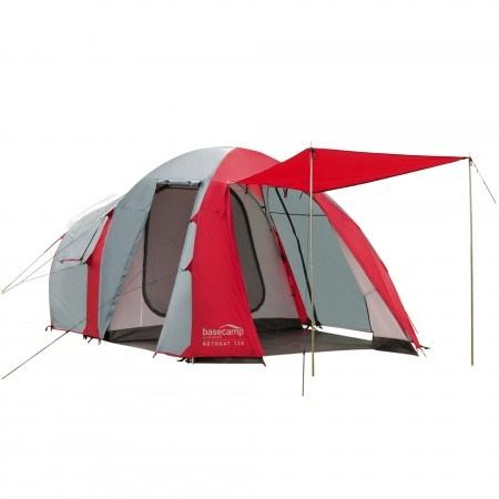 Retreat 120 Tent - Red Grey  Kathmandu