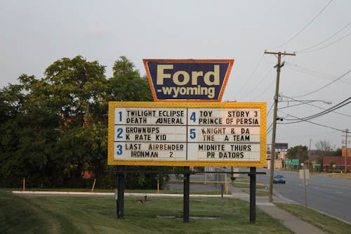 ford wyoming drive in dearborn mi omg we had so many family nights. Cars Review. Best American Auto & Cars Review