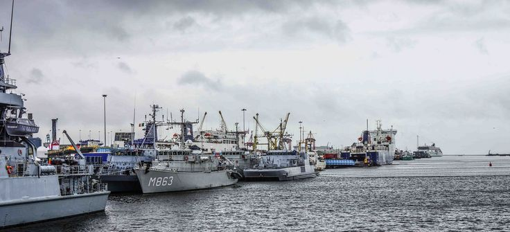 Ships attached to Standing Nato Mine Counter Measures Group 1