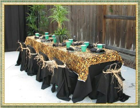 12 Best Images About Safari Wedding Theme Ideas On