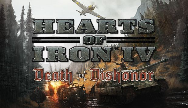 Hearts of Iron IV Death or Dishonor-CODEX