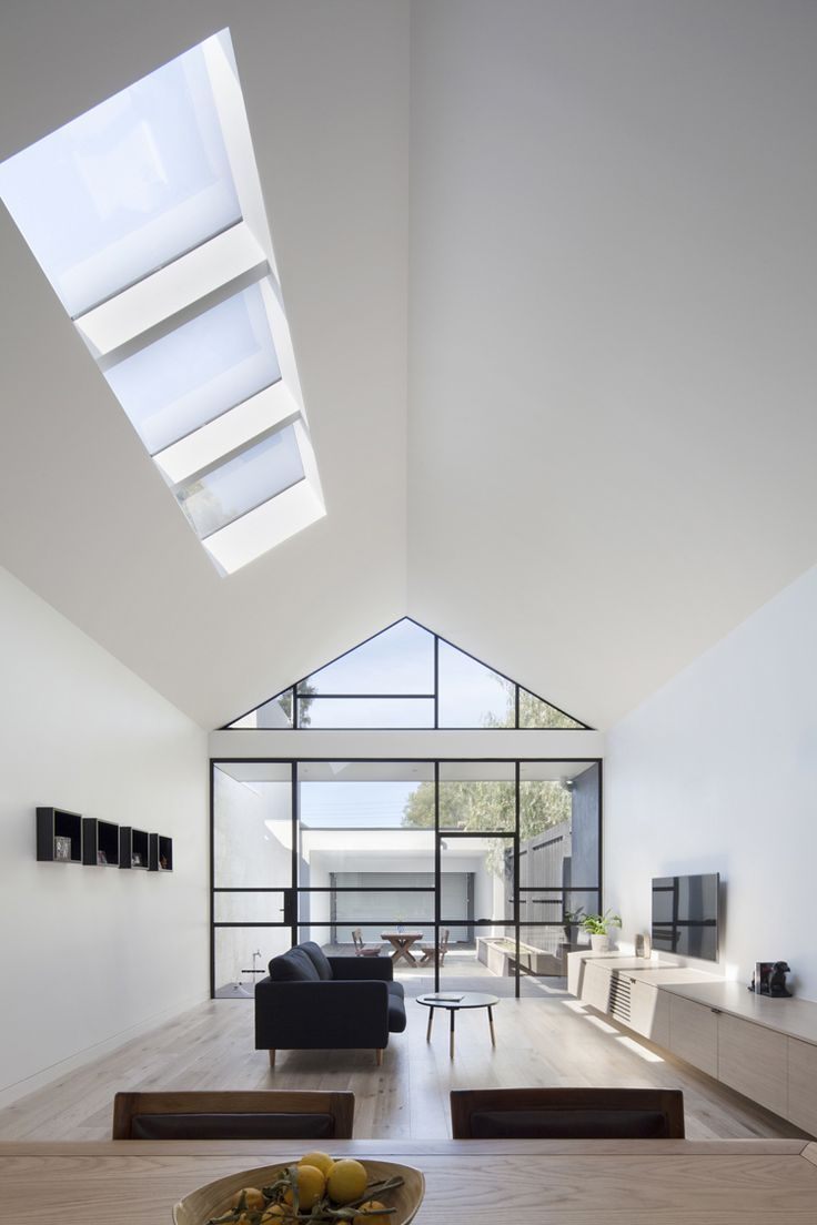 DX Architects Refurbishes A Single Family House in Melbourne's Burnley