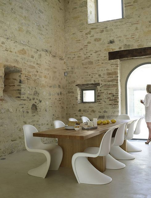 #design #interior #inspiration  casa olivi by the style files, via Flickr