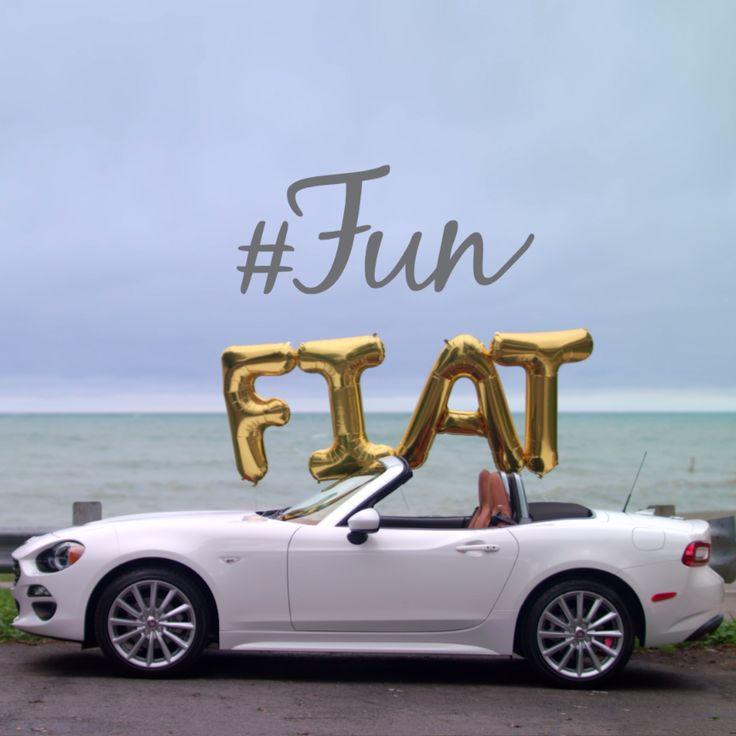 Les signes sont là. Ayez du fun tout l'été. Participez pour courir la chance de gagner une FIAT.