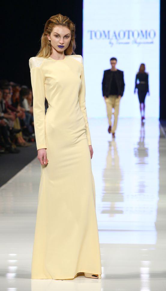 TOMAOTOMO, Fall - Winter 2013 / 2014, Designer Avenue, 8. FashionPhilosophy Fashion Week Poland, fot. Katarzyna Ułańska #tomaotomo #fashionweek #lodz #poland #fall2013 #winter2013 #fw13 #aw13 #designeravenue #fashioninspirations #trends #fashiondesigners #polishfashiondesigners #fashion #fashionweekpl #fashionweekpoland #fashionphilosophy