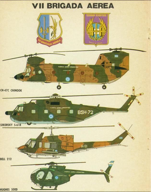 Perfiles Aviones Argentinos | Página 13 | Zona Militar