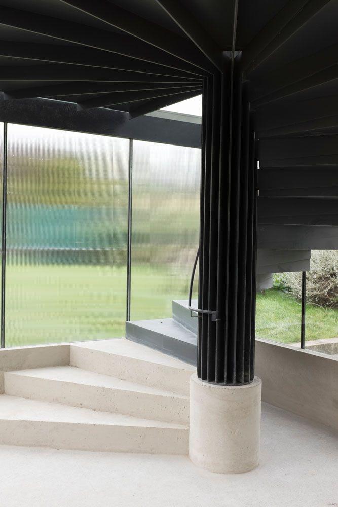 Spiral Stair / Dublin / TAKA Architects