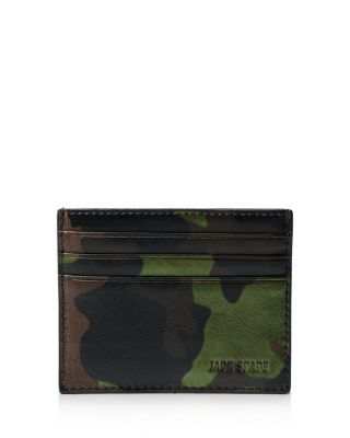 Jack Spade Camo Card Holder | Bloomingdale's
