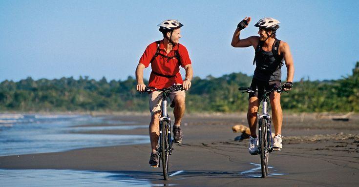 Unsere AIDA Bikes zeigen Ihnen die Vielfalt der Region mit dem Fahrrad