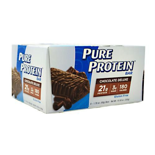 Pure Protein Pure Protein Bar Chocolate Deluxe - Gluten Free