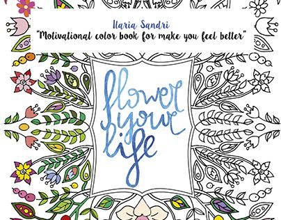 """Check out new work on my @Behance portfolio: """"Flower your life!"""" http://be.net/gallery/40188199/Flower-your-life"""
