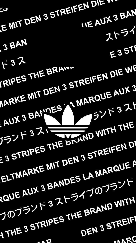 Adidas Hintergrunde Beautiful Wallpaper Adidas Wallpapers Adidas Logo Wallpapers Sneakers Wallpaper