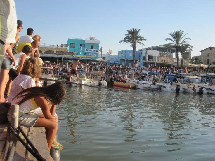 #Cyprus #KataklysmosFestival - #FestivalOfTheFlood - #Paphos this weekend (18-20 June)... Commemorating the great flood experienced by Noah, 50 days after Greek Orthodox Easter, Cypriots will be heading to the coastal resorts on Saturday, Sunday and Monday for water-based high-jinks involving water pistols, water balloons and aquatic competitions.  With a heatwave forecast, it sounds like a great idea.  Shared by Nikki at pissouribay.com.