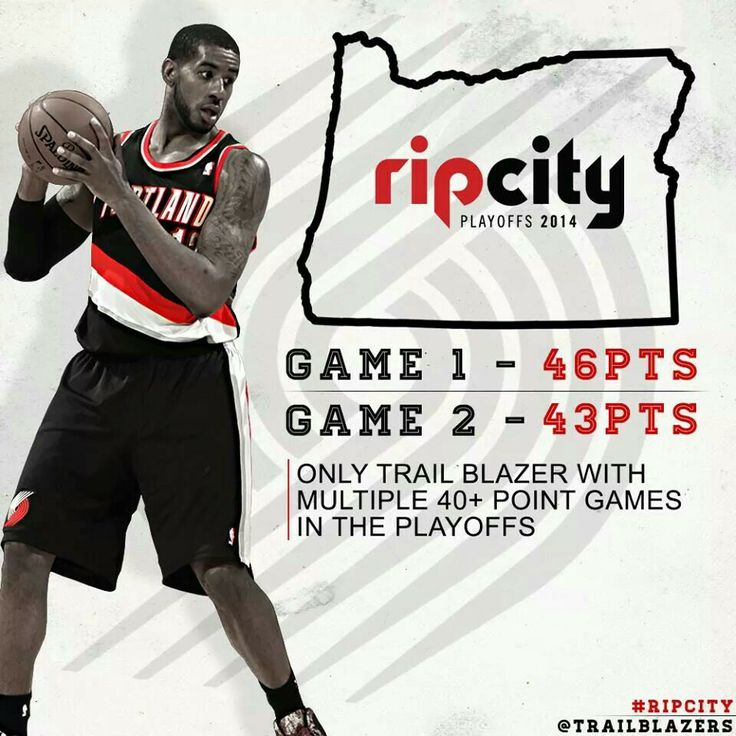 Nuggets Vs Rockets 2014: 510 Best Portland Trailblazers My Official Board Images On