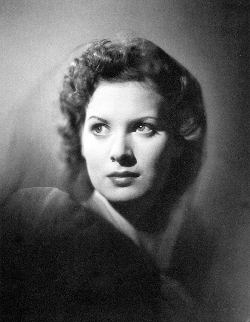 Maureen O'Hara by classic film scans, via Flickr