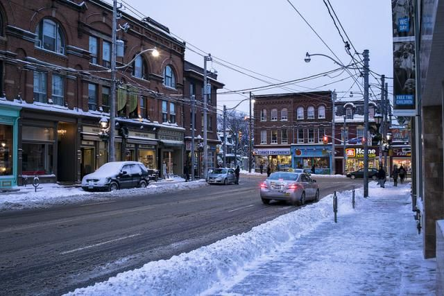 Cabbagetown neighbourhood, Toronto