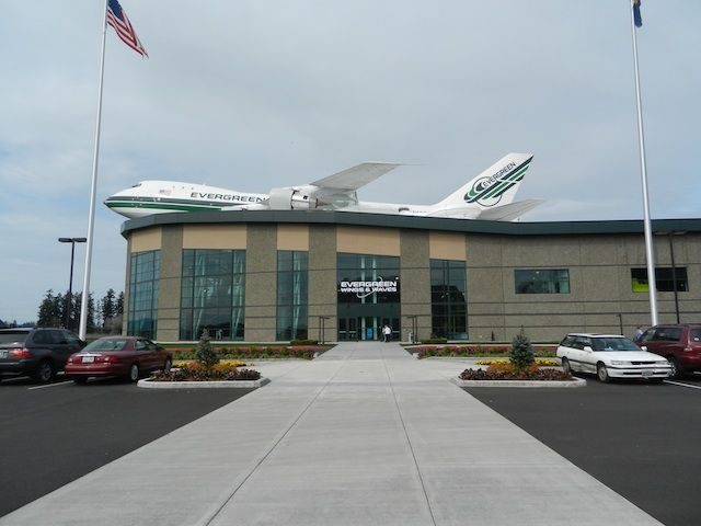 McMinnville Oregon's Evergreen Aviation and Space Museum