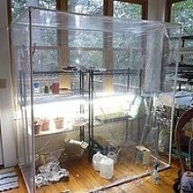 Building an Indoor Greenhouse… :: Hometalk