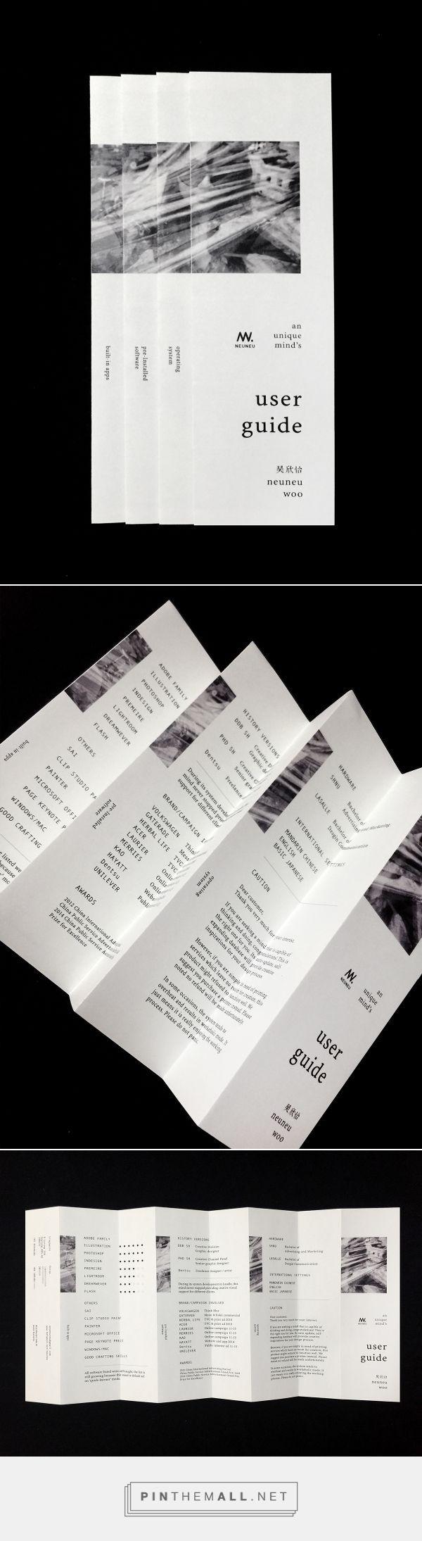 9 best flyer and pamphlet design images on pinterest brochure shameless self promotion brochure portfolio cv resume on behance created via http solutioingenieria Images