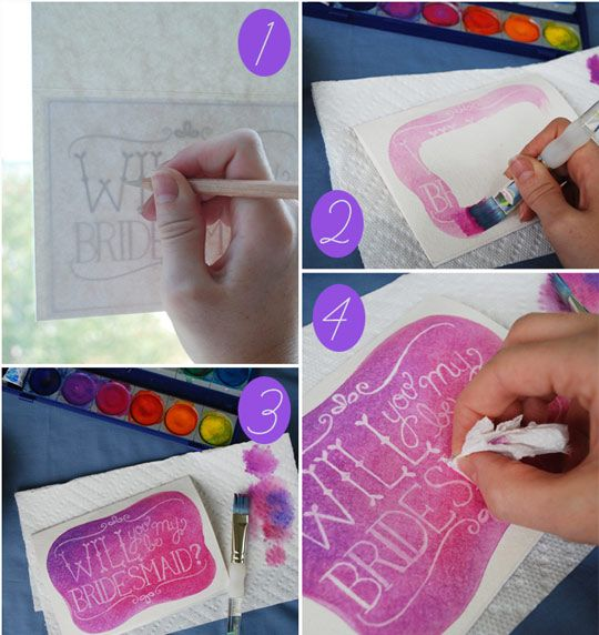 Going to try this tomorrow with the kids. Watching the letters emerge through the watercolors is so magical