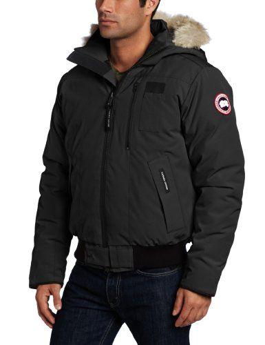 CANADA GOOSE Canada Goose Men'S Borden Bomber Jacket. #canadagoose #cloth #