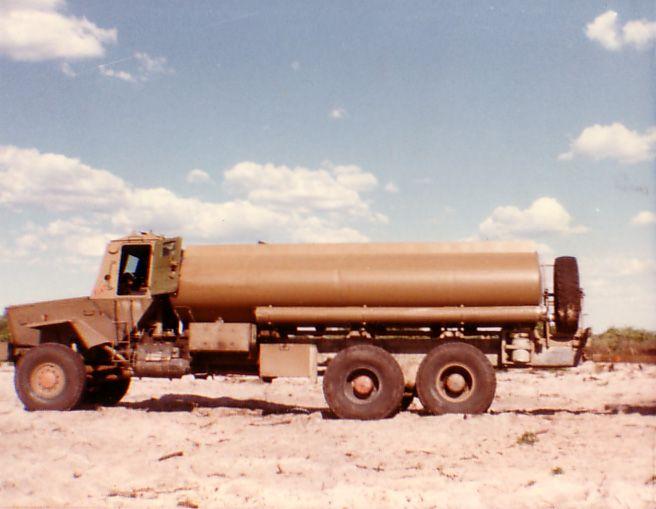 Magirus Deutz V8 Air Cooled Diesel Tanker
