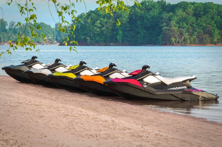 Now those look inviting!!!   SEA-DOO SPARK