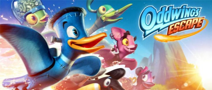 Oddwings Escape erapid games news