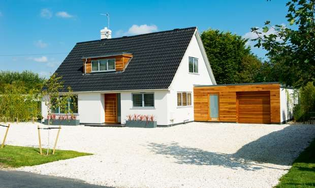 Modern Bungalow Remodel   Homebuilding & Renovating