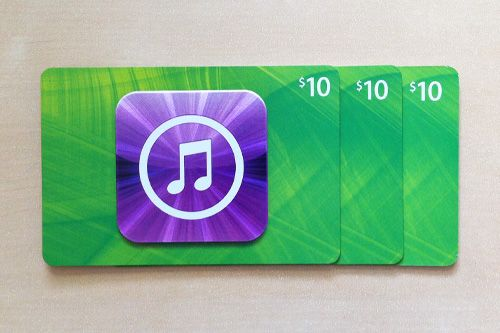 how to win free itunes gift cards