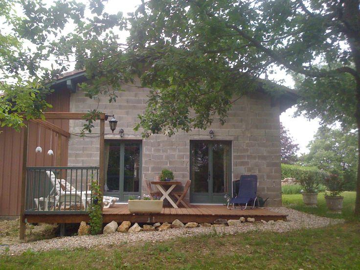 Petit Poujol Onze vakantiewoning voor 6 personen te huur. In de streek Tarn et Garonne vlak bij Montpezat de Quercy. www.vakantiewoningzuidfrankrijk.com