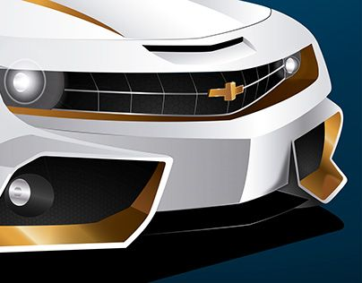 "Check out new work on my @Behance portfolio: ""Camaro"" http://be.net/gallery/53815785/Camaro"