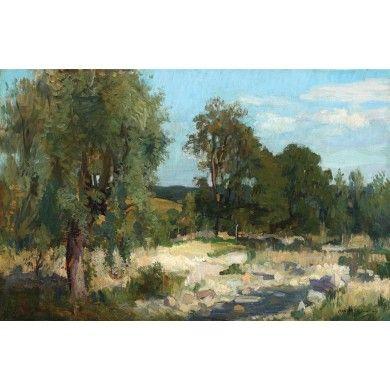 Peisaj cu râu - Jean Alexandru Steriadi - Cerca con Google