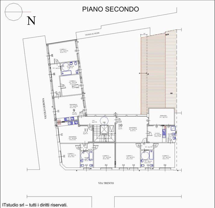 Corte Colombo - ricostruzione di una antica corte del 1600, sita nel centro storico di Capriate San Gervasio - Capriate San Gervasio, Italia - 2009