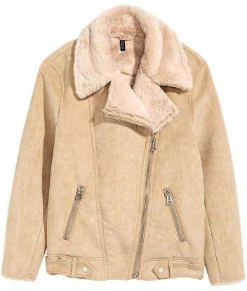 <b>Faux Suede</b> Biker Jacket в 2019 г.   Пальто, куртки, верхняя ...