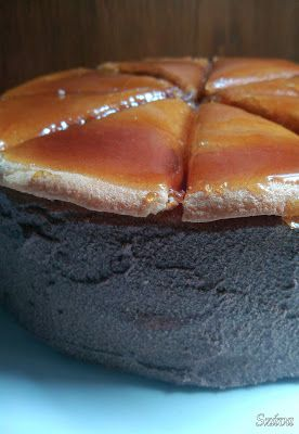 Homemade Dobos cake