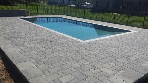 Techo Bloc Blu 60 In 2019 Pool Pavers Pool Houses