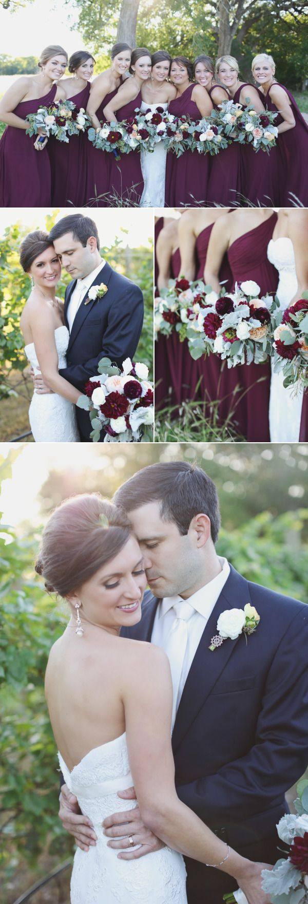Rustic Elegant Wedding at the Vineyards At Chappel Lodge – Style Me Pretty