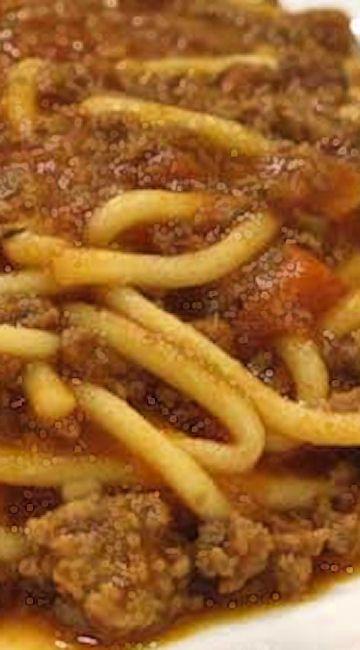 One-Pot Spaghetti in the Pressure Cooker