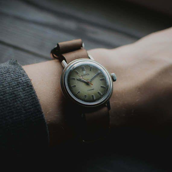 Soviet watch Wostok, watches for men, boyfriends watch, mens watches, watch men, russian watches, Vostok watch