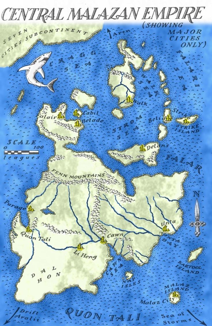Central Malazan Empire